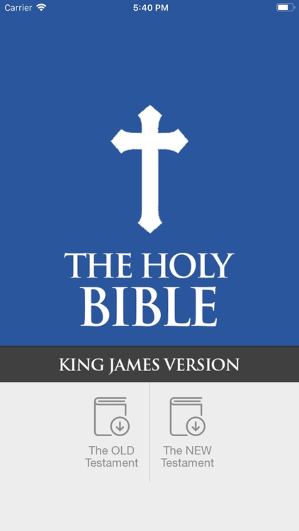 The Holy Bible Audio and Book by Nishant Patel