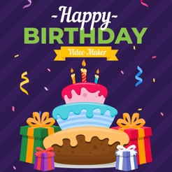 Birthday Video Maker Wishes On The App Store