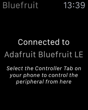 Adafruit Bluefruit LE Connect on the App Store