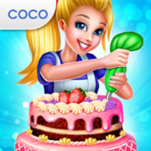 Real Cake Maker 3D Bakery icon