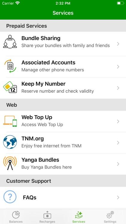 TNM Smart App screenshot-4