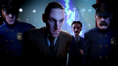 Screenshot #1 pour Tesla vs Lovecraft