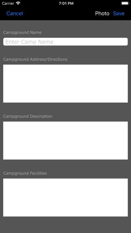 Texas – Campgrounds & RV Parks screenshot-6