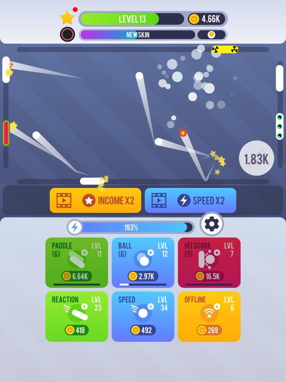 Pong Idle screenshot 4