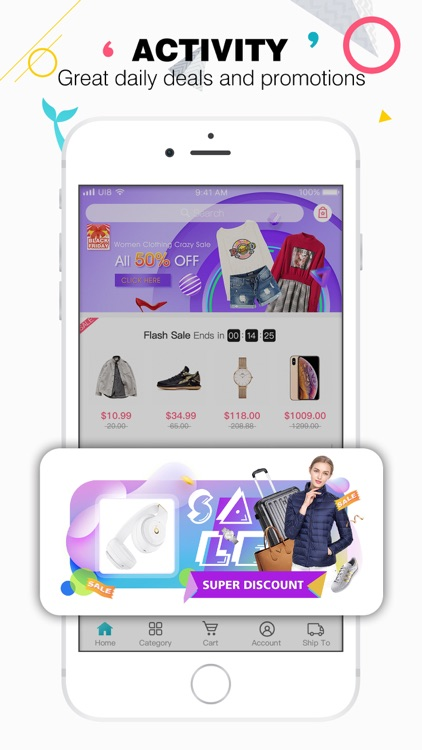 Coolefy-Shopping Online Global