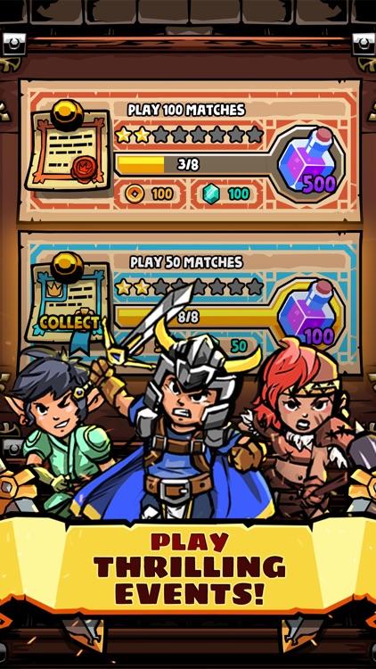 Battle Kingdom - Royal Heroes screenshot-4