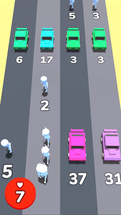 Men Vs Cars screenshot 3