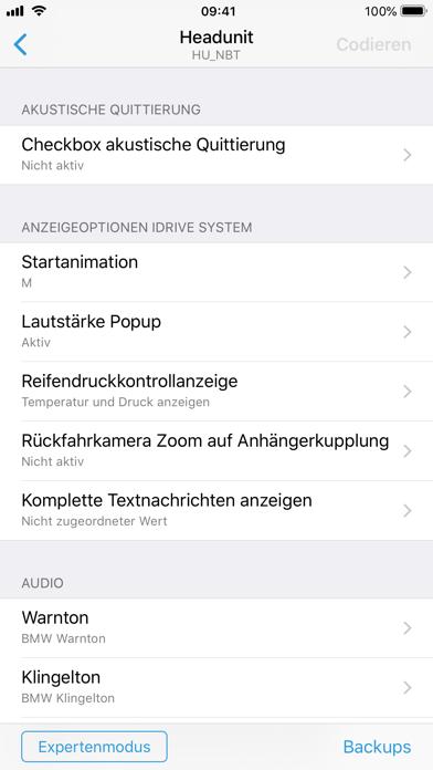 BimmerCode für BMW und MiniScreenshot von 4