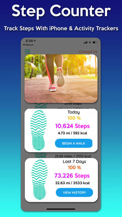 Home Walking & Exercise