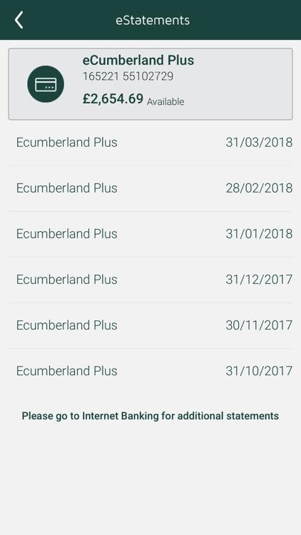 Cumberland Mobile Banking screenshot-5