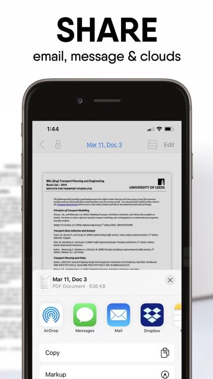 PDF Scanner ● screenshot-3