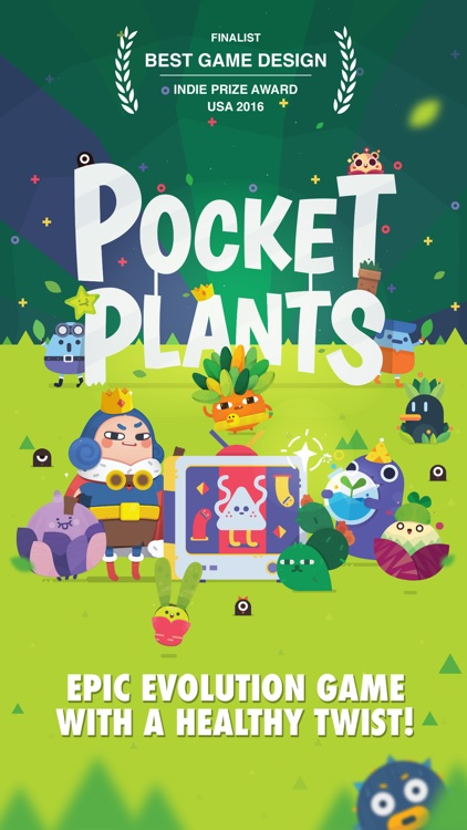 Pocket Plants screenshot-0