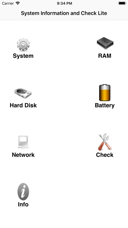 System Info and Check Lite