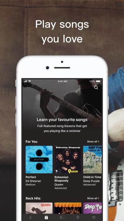 Fretello - Guitar Lessons screenshot-0