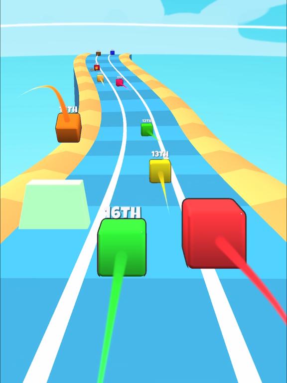 Cube Race 3D screenshot 8