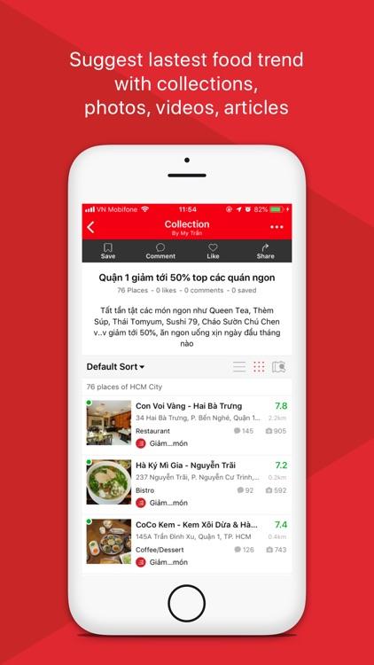 Foody - Find, Reserve, Deliver screenshot-4