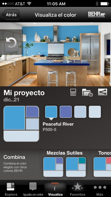 ColorSmart by BEHR® Chile screenshot-4