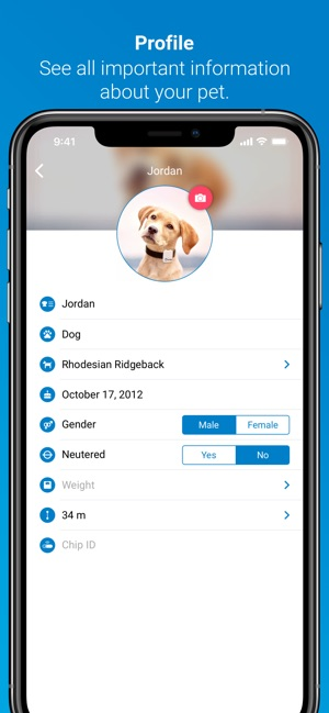 Tractive GPS for Dogs and Cats on the App Store