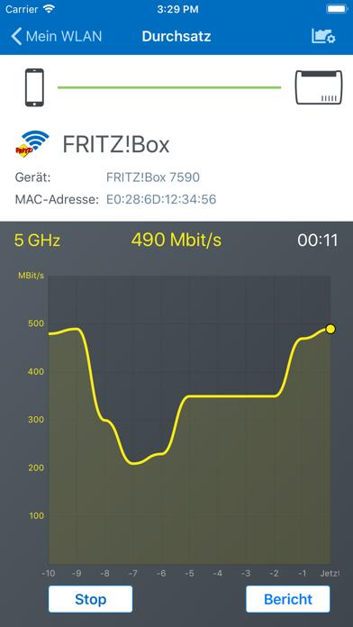 FRITZ!App WLANScreenshot von 4