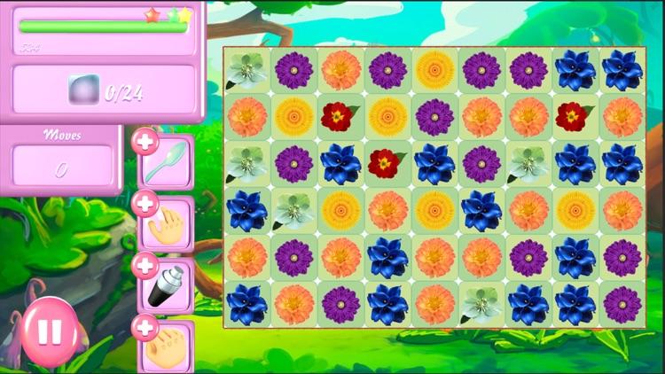 Flower Jewels screenshot-5