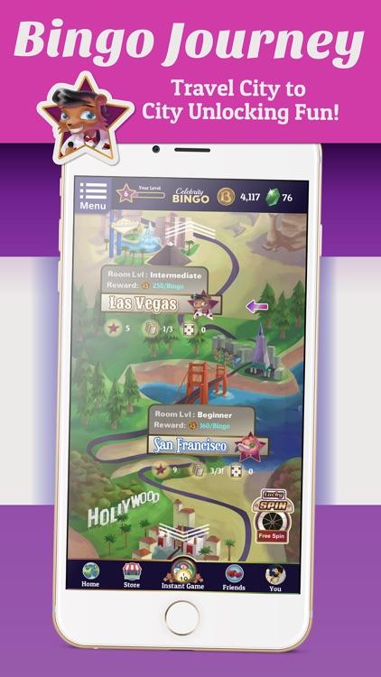 Bingo Offline Celebrity Bingo screenshot-3