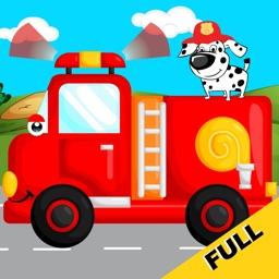 Fire Fighter Game Kids! FULL