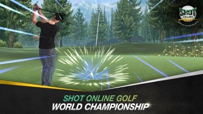 Shotonline Golf:WC screenshot 1