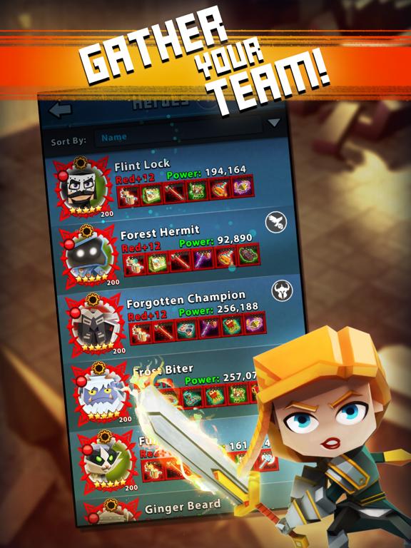 Portal Quest iPad app afbeelding 3
