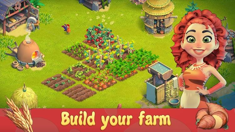 Family Age: a farm story sim screenshot-0