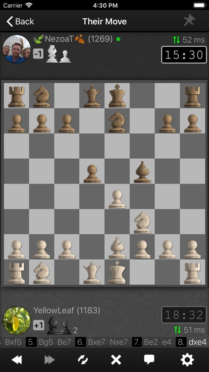 Chess - SocialChess screenshot-6