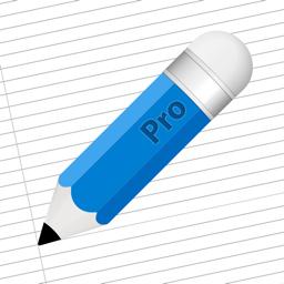 Ícone do app Notes Writer Pro- Sync & Share
