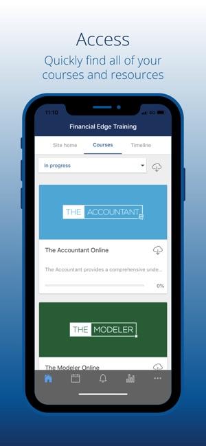 Financial Edge