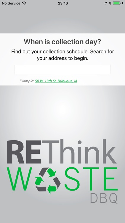 REThink Waste Dubuque