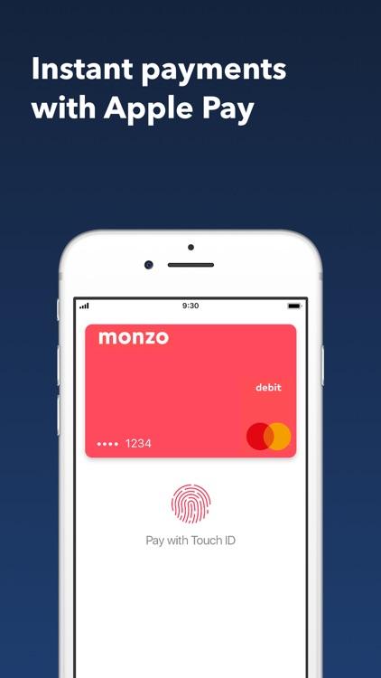 Monzo - Mobile Banking screenshot-4