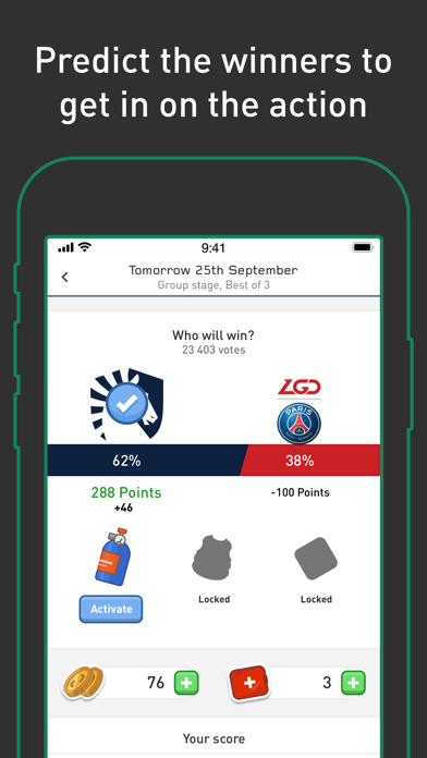 Screenshot #3 pour Strafe Esports