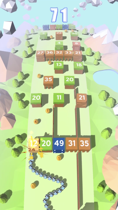 Snake Bump screenshot three