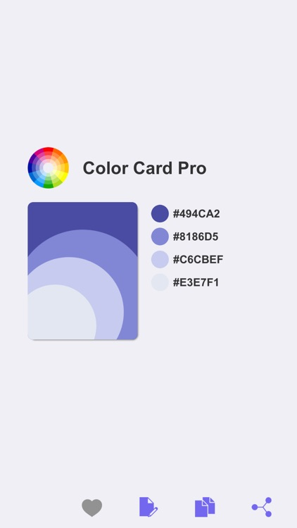 Color Card Pro screenshot-4