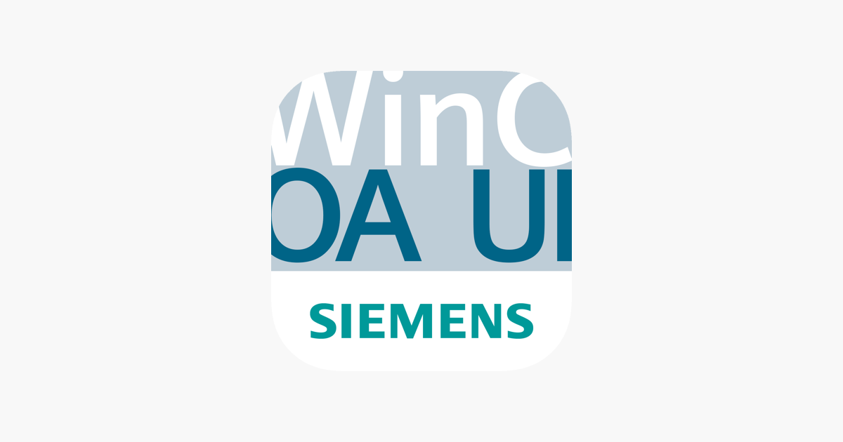 SIMATIC WinCC OA UI on the App Store