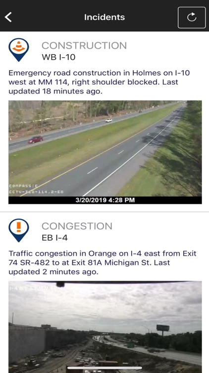 Florida 511 (FDOT Traffic) screenshot-3