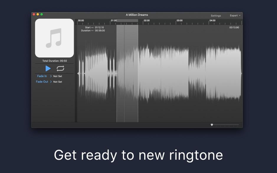 i39 1 6 – Create iPhone ringtones and alert tones | macOS
