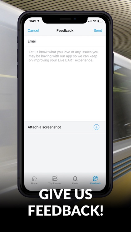 Live BART screenshot-5