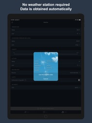 AirLab: Air Density & Altitude ipad images