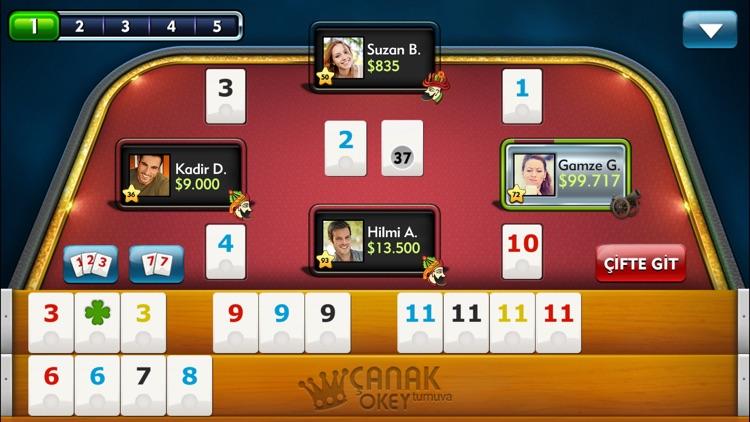 Çanak Okey Plus screenshot-4