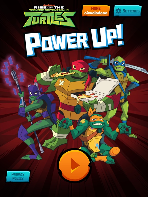 Rise of the TMNT: Power Up! screenshot 6