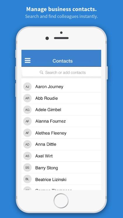 ArmorText Secure Messenger screenshot-4