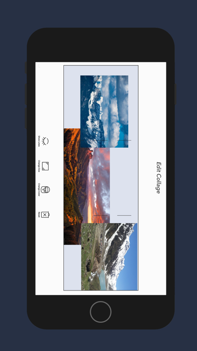 Wide Collage for Instagram screenshot 3