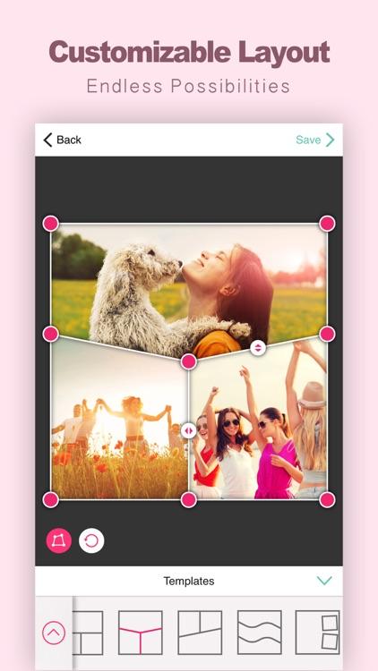 Encollage - Pic Collage Maker screenshot-0
