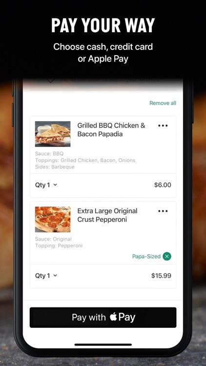 Papa John's Pizza screenshot-5