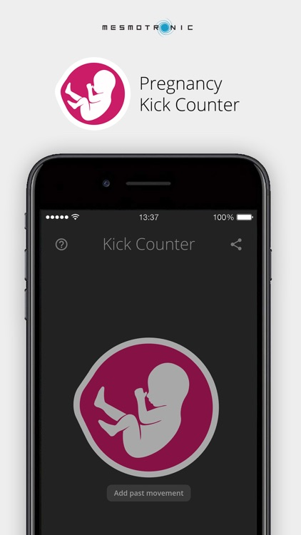 Pregnancy Kick Counter screenshot-5
