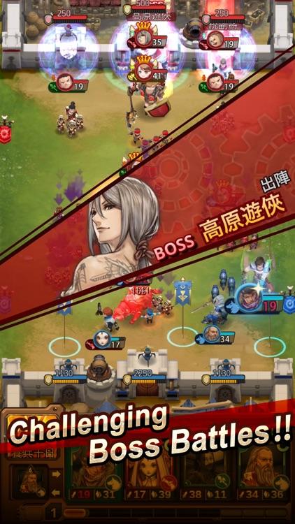 iHero Battle:Rogue Arena Game screenshot-3